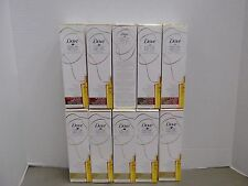 10 DOVE PURE CARE DRY OIL FOR HAIR  3.38 OZ EACH EXP: 10/16+ MM2640