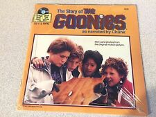 Read-Along 45 Record, The Goonies, Brand New & Sealed