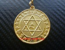 Feng Shui - Quick Fulfillment Medallion Keychain - Wish Granting Mandala