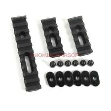 Polymer Tri Rail Set Extension for MOE Handguard Black