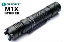 Olight M1X Striker CREE XM-L2 LED 1000 Lumen Dual Switch Flashlight Torch