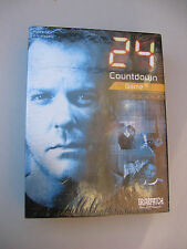 """""""24"""" COUNTDOWN GAME NEW-Kiefer Sutherland/Jack Bauer- SEALED IN THE BOX!"""