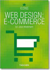 Web Design: E-commerce (Icons Series),