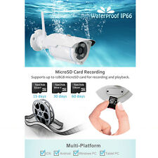 Sricam SP007 720P IP Camera Waterproof Wireless Night vision wifi indoor outdoor