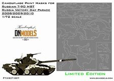 Victory Parade Camo T-90A 1/72 LIMITED EDITION Paint Masks FREE Shipping  #5020