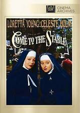 Come To the Stable 1949 (DVD) Loretta Young, Celeste Holm, Hugh Marlowe - New!