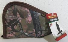 """8"""" Pink Camo Handgun Case Camouflage Pistol Gun Lockable Allen New"""
