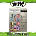 Sheet Music Playlist 'Classic Standards' PVG Music Book - Piano Vocal Guitar