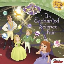 BRAND NEW PAPERBACK Disney Sofia the First : The Enchanted Science Fair