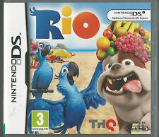 Rio  Nintendo Ds (plays 3ds in 2D)