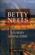 Stormy Springtime (Betty Neels Large Print)-ExLibrary