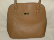 Catherine Lillywhite Bucket Bag Multi Purpose Purse Taupe Beige NWT