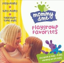 Mommy and Me: Playgroup Favorites by Various Artists (CD, Jan-2004, Concord)