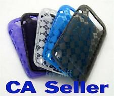 Argyle TPU Gel Case BlackBerry Torch 9850 9860
