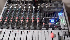 Behringer X1222USB 16-Input 2/2-Bus Mixer w/XENYX Mic Preamps & Compressors