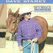 If I Had a Horse by Dave Stamey (CD, 2007, Horsecamp Music)