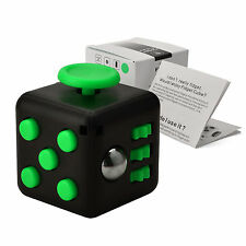 Fidget Cube Anxiety Stress Relief Focus Toy Gift Adults Kids Attention Therapy