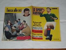 LO SPORT ILLUSTRATO GAZZETTA 1961/48 BULGARELLI BOLOGNA LOSI PAMBIANCO D'AGATA