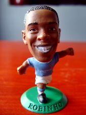 MS.25] MicroStars: ROBINHO - MANCHESTER CITY (BASE VERDE, GREEN)