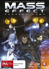 MASS EFFECT : Paragon Lost : NEW DVD