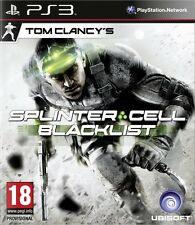 Tom Clancy's Splinter Cell Blacklist | Playstation 3 PS3