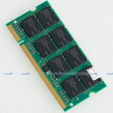 NEW 1GB PC3200 400mhz SODIMM DDR 400 Mhz 200pin DDR1 Laptop Memory RAM Free Ship