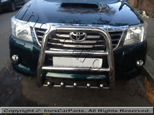TOYOTA HILUX AXLE BULL BAR , NUDGE BAR , A-BAR FOR 2015 ONWARDS MAKE YEAR MODELS