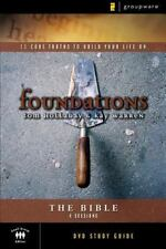 The Bible Study Guide: 11 Core Truths to Build Your Life On (Foundations) by War