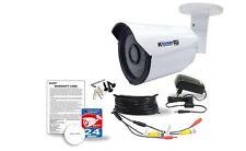 Kguard WA713APK Indoor/Outdoor 720P HD Camera Day & Night & Weatherproof