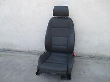 Beifahrersitz Sitz vorne Audi A4 B6 8E Sitze Ausstattung schwarz soul
