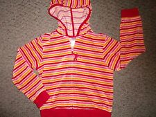 GYMBOREE EUC JACKET SIZE 9 HOODED SWEATSHIRT HOODIE BTS SCHOOL SUGAR AND SPICE