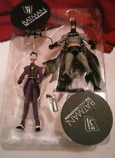 BATMAN The LONG HALLOWEEN Collector Figure Set Batman & The Joker