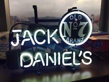 "JACK DANIELS BEER BAR CLUB NASCAR HOME LAMP DANIEL'S NEON LIGHT LITE SIGN 13""X7"""