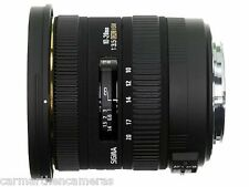Sigma 10-20mm f3.5 HSM DC Lens For Canon EOS EF-s dSLR Cameras