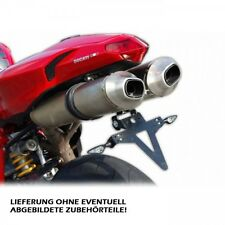 Kennzeichenhalter verstellbar DUCATI 848/1098/1198, 07-08 adjustable tail tidy
