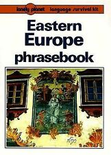 Lonely Planet Eastern Europe Phrasebook Lonely Planet Language Survival Kit E