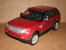 1/18 Scale Land Rover Range Rover Sport Diecast Model - Supercharged Luxury SUV