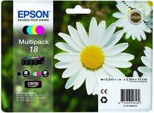 Genuine Epson T1806 Daisy Ink Multipack for Epson printer