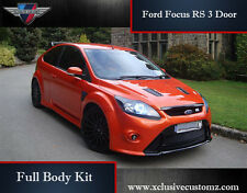 Ford Focus RS 3 Door Full Body Kit for Ford Focus MK2