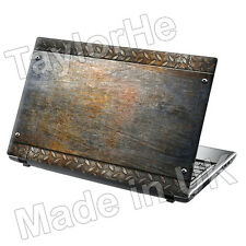 "17"" Laptop Skin Cover Sticker Decal Metal Plate 269"