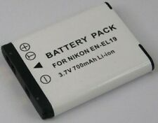 EN-EL19 25837 Battery for Nikon Coolpix S3100 S4100 S100