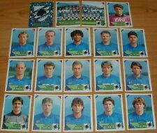 PANINI FOOTBALL CALCIATORI  1993-1994 SAMPDORIA COMPLET CALCIO ITALIA