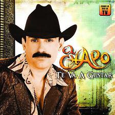 El Chapo Te Va a Gustar CD