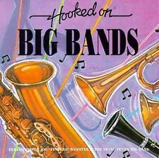 Hooked on Big Bands [K-Tel] by Various Artists (CD, Mar-1993, K-Tel...
