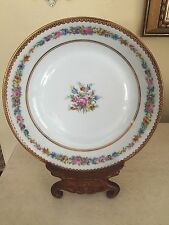 R & C RAYNAUD LIMOGES SOUP BOWL GOLD FLORAL DESIGN More Available!