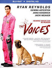 The Voices (Blu-ray Disc, 2015)