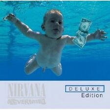 "NIRVANA ""NEVERMIND (REMASTERED) DELUXE VERSION""2 CD NEU"