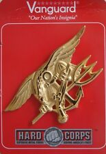 USN US NAVY NAVAL SEAL SPECIAL WARFARE OPERATOR FULL SIZE QUALIFICATION BADGE G