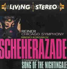LIVING STEREO Fritz Reiner - Korsakov / Stravinsky AUDIOPHILE (1/20)