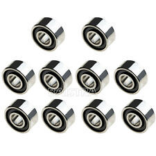 10X Dental Ceramic Bearing Balls 7.938*3.175*3.571mm for High Speed Handpieces
